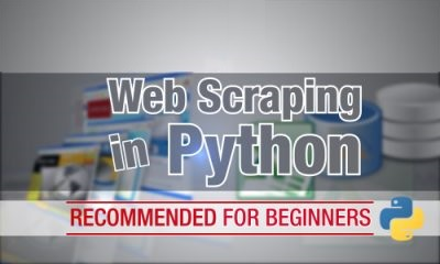 web scraping, beautifulsoup, python