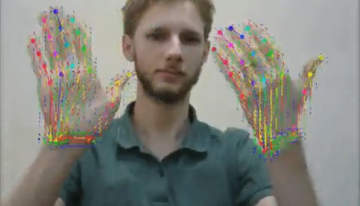 Building a Hand Tracking System using OpenCV