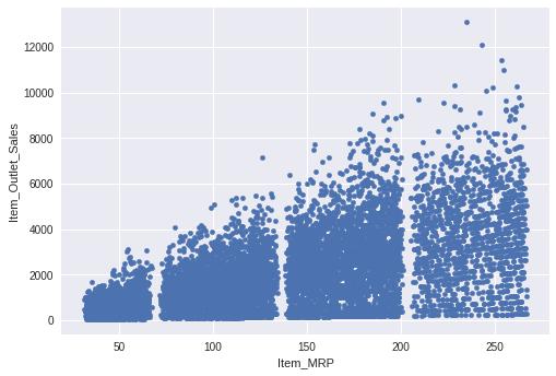 big mart sales problem multivariate analysis